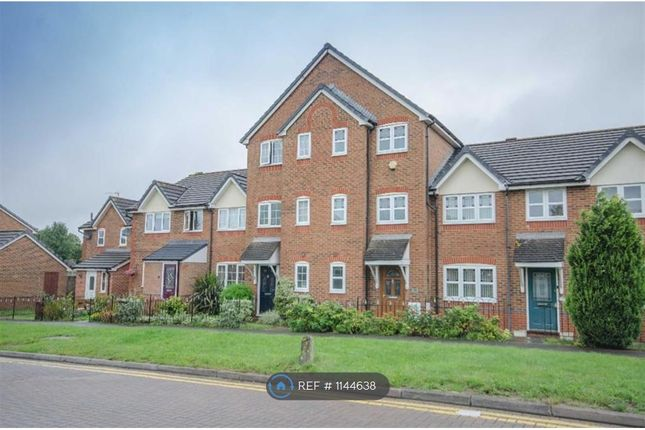 Thumbnail Terraced house to rent in Church Farm Road, Emersons Green, Bristol
