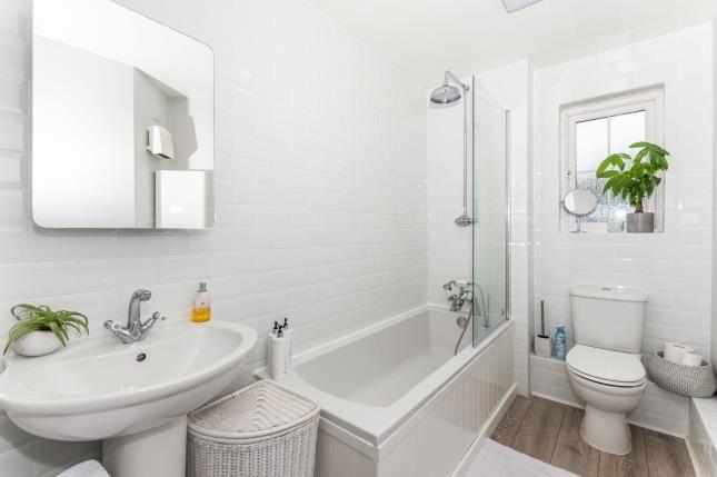 Bathroom of Lytham Close, Great Sankey, Warrington, Cheshire WA5