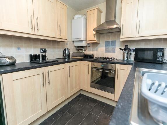 Kitchen of Bridge Piece, Northfield, Birmingham, West Midlands B31