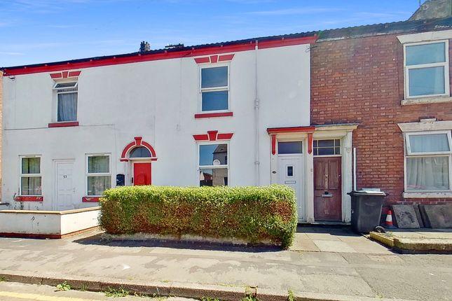3 bed terraced house to rent in Cross Street, Burton-On-Trent DE14