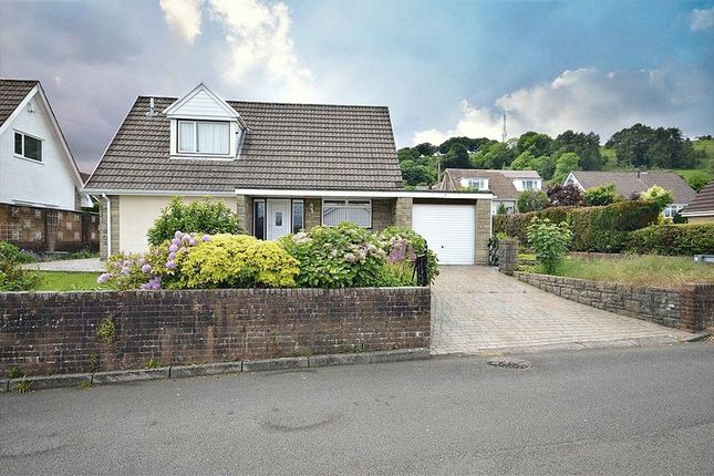 Thumbnail Detached bungalow for sale in Sunnybank Way, Griffithstown, Pontypool