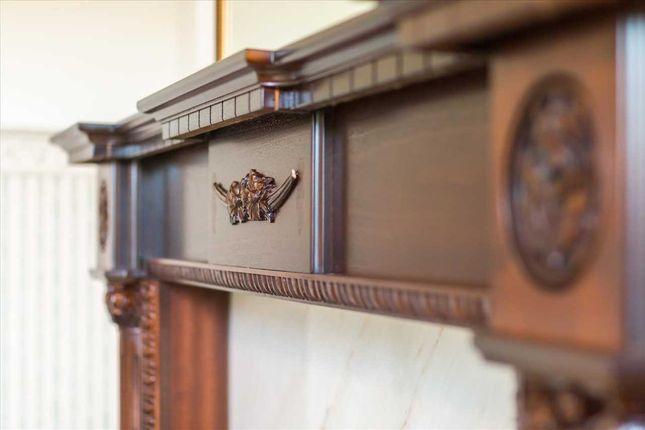 Lounge - Showing Fireplace Detail