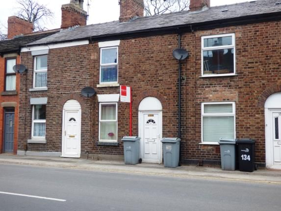Front of Chester Road, Macclesfield, Cheshire SK11