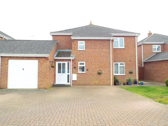 Thumbnail Link-detached house for sale in Snettisham, King's Lynn, Norfolk