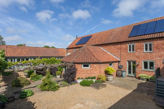 Thumbnail Barn conversion for sale in Normans Lane, North Creake, Fakenham