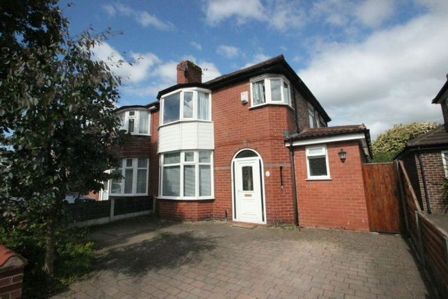 Thumbnail Semi-detached house for sale in Fairlands Road, Sale