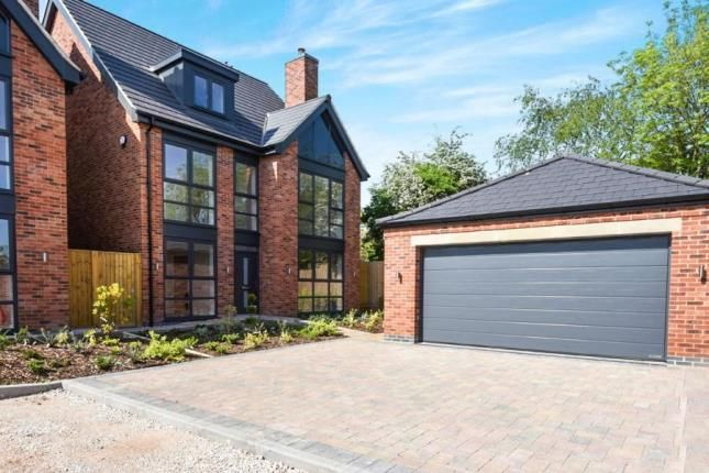Thumbnail Detached house for sale in Rykneld Road, Littleover, Derby, Derbyshire