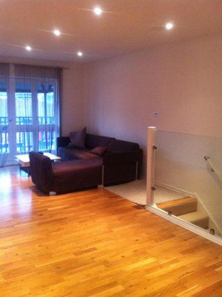 Thumbnail Flat to rent in Lancaster Drive, London