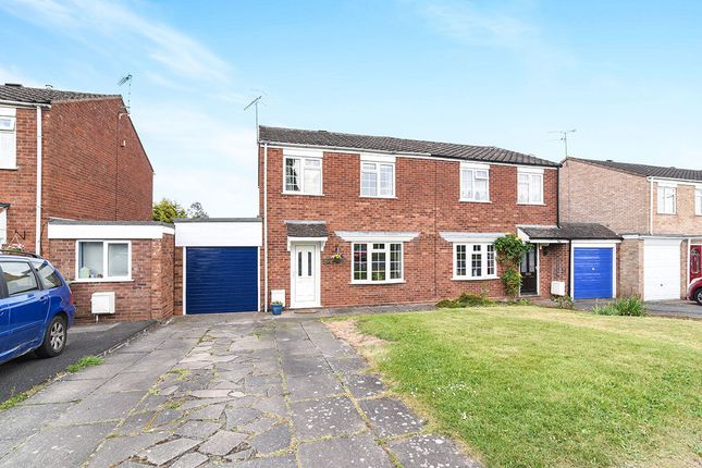 Thumbnail Semi-detached house for sale in Cockshute Hill, Droitwich