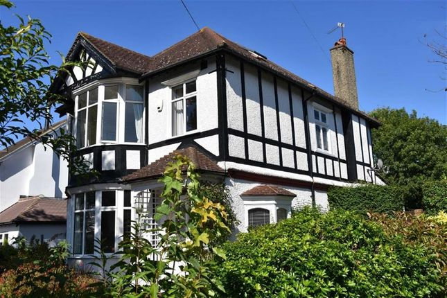 Thumbnail Detached house for sale in Salisbury Road, Carshalton