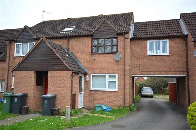Thumbnail Flat to rent in Lanham Gardens, Quedgeley, Gloucester