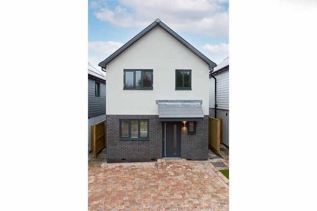 Thumbnail Detached house for sale in West Town Road, Backwell, Bristol