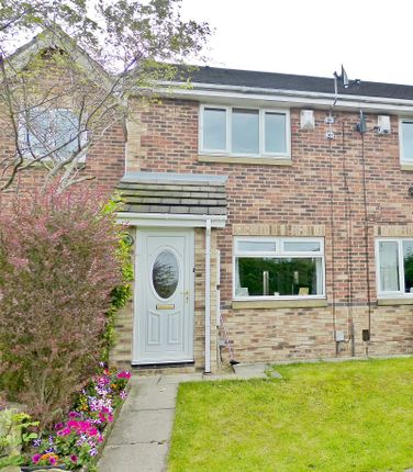 Thumbnail Terraced house for sale in Greenfields, Heckmondwike, West Yorkshire.
