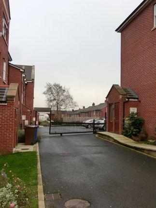 Gated Parking of 10 Wardley Street, Wigan WN5