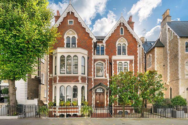 Thumbnail Detached house for sale in Phillimore Place, Kensington, London