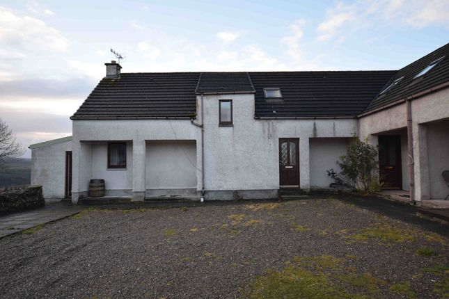 Thumbnail Cottage to rent in Altassmore, Lairg, Highland