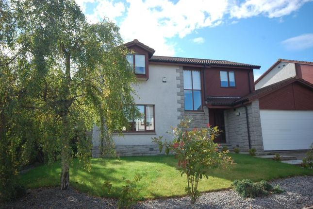 Thumbnail Detached house to rent in Oldfold Avenue, Milltimber