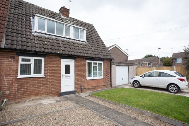 Thumbnail End terrace house for sale in Ceres Road, Wetherby