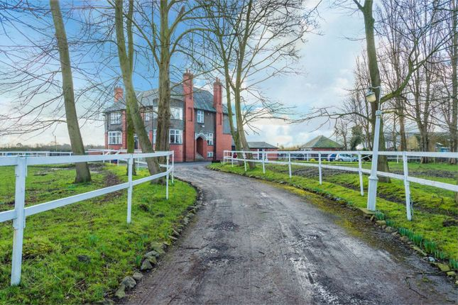 Thumbnail Detached house for sale in Kenyon Lane, Lowton, Warrington