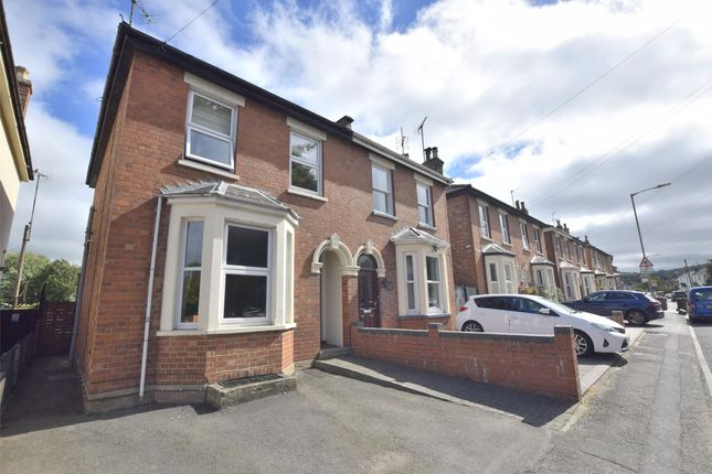 Thumbnail Semi-detached house for sale in Cirencester Road, Charlton Kings, Cheltenham, Gloucestershire