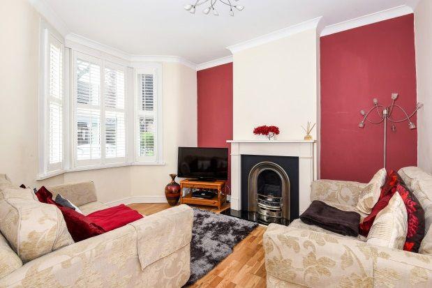 Thumbnail Property to rent in Ashford Road, London