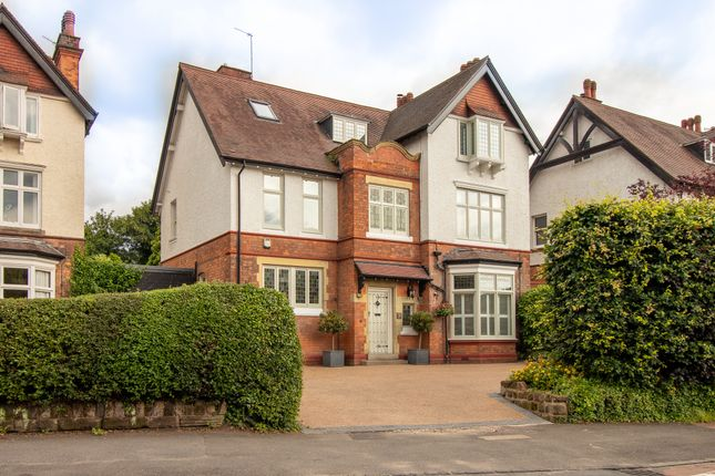 Thumbnail Detached house for sale in Kineton Green Road, Olton, Solihull, West Midlands