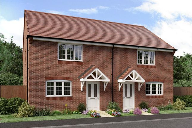 """Thumbnail Semi-detached house for sale in """"Marlow"""" at Radbourne Lane, Derby"""