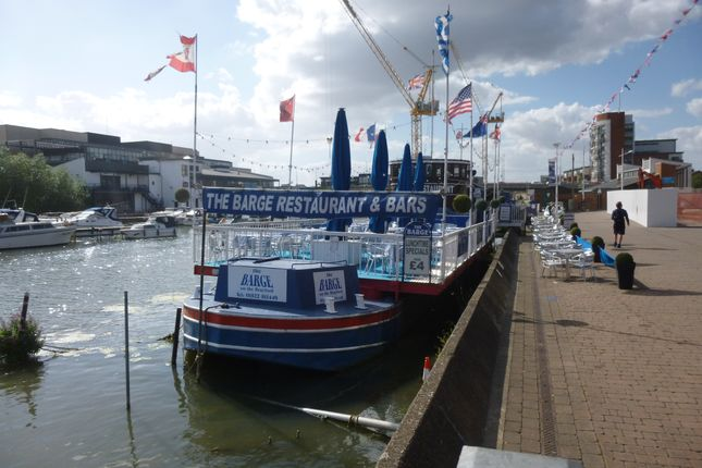 Thumbnail Leisure/hospitality for sale in Brayford Wharf North, Lincoln