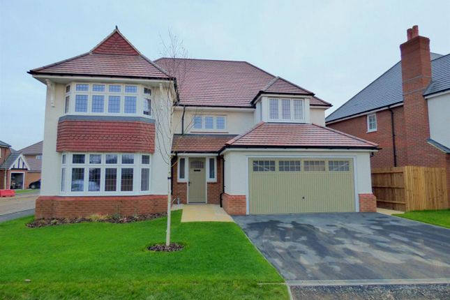 Thumbnail Property for sale in Lodge Park Drive, Evesham