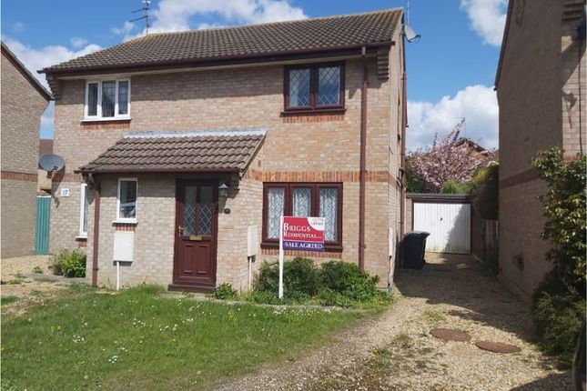 2 bed detached house to rent in Caldbeck Close, Peterborough PE4