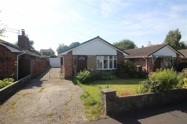 Thumbnail Detached bungalow for sale in Aylesbury Crescent, Hindley Green, Wigan