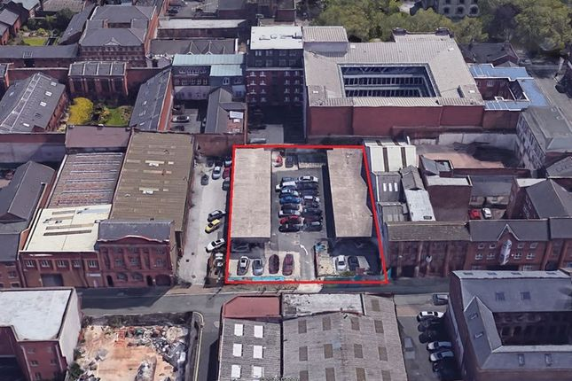 Thumbnail Land for sale in Northwood Street, Hockley, Birmingham