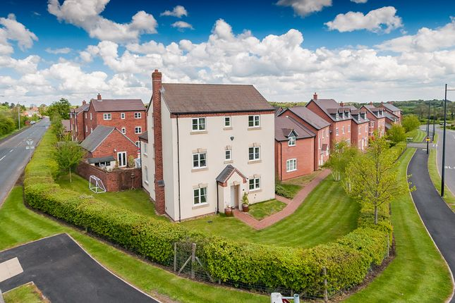 Thumbnail Detached house to rent in Round House Park, Horsehay Telford
