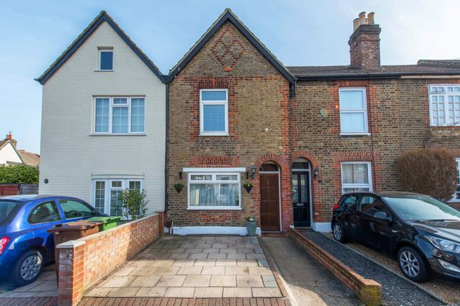 Thumbnail Terraced house for sale in Francis Road, Wallington