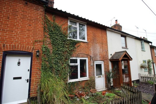 Thumbnail Cottage for sale in 3 High Street, Tuddenham, Ipswich, Suffolk