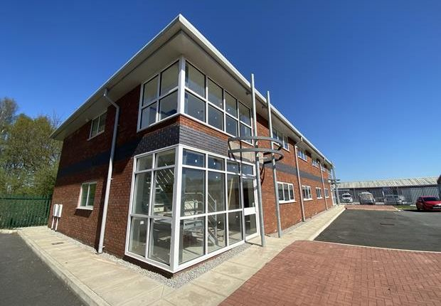 Thumbnail Office to let in Units 3 & 4 Evans Way, Evans Way, Rowleys Park, Queensferry