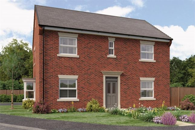 "Thumbnail Detached house for sale in ""The Stevenson"" at Otley Road, Killinghall, Harrogate"