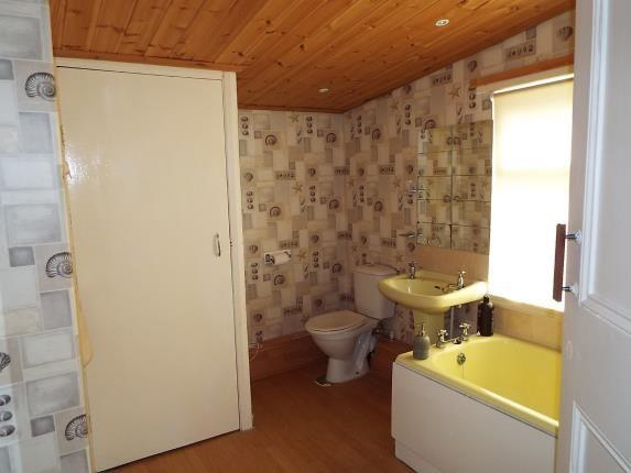 Bathroom of Vicarage Hill, Rhostyllen, Wrexham, Wrecsam LL14