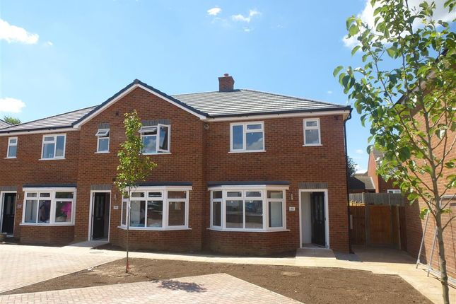 Thumbnail End terrace house for sale in Princess Way, Wellingborough