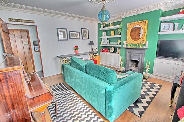 Living Room of Monks Row, Crib Street, Ware SG12