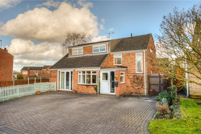 Thumbnail Detached house for sale in Normandy Close, Hampton Magna, Warwick