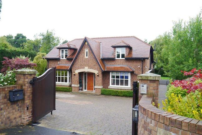 Thumbnail Detached house for sale in Darras Road, Ponteland, Newcastle Upon Tyne