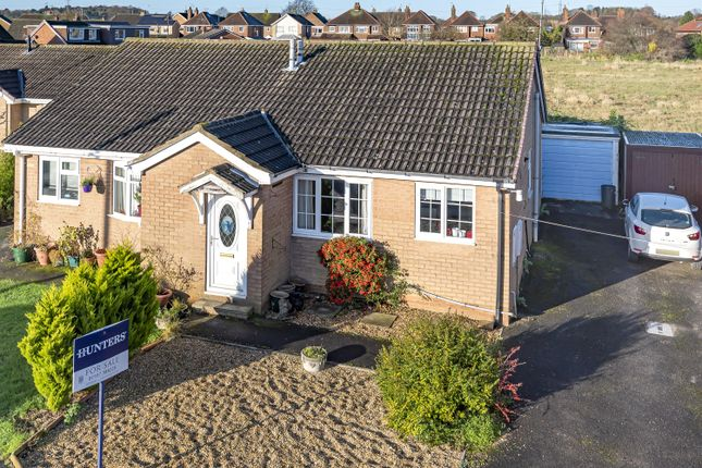 Thumbnail Semi-detached bungalow for sale in Hillcrest Court, Tadcaster