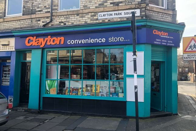 Thumbnail Retail premises for sale in Clayton Park Square, Newcastle Upon Tyne