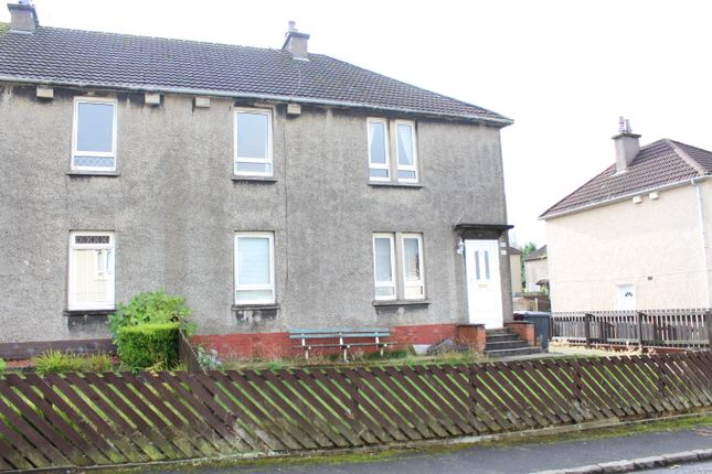 Thumbnail Flat to rent in Jarvie Crescent, Kilsyth