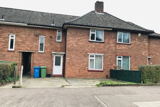 4 bed terraced house to rent in Peckover Road, Norwich NR4