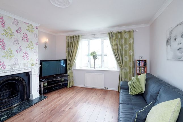 Thumbnail Terraced house for sale in Glen Park, Airdrie
