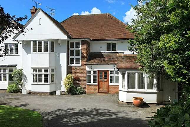 Thumbnail Semi-detached house to rent in Brook Gardens, Coombe