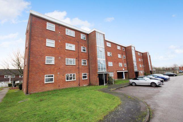 Thumbnail Flat to rent in Lannock, Letchworth Garden City