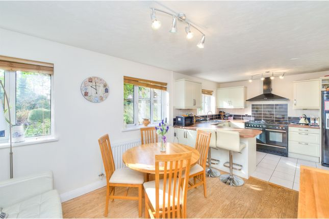 Thumbnail Detached house for sale in Balsam Close, Walnut Tree, Milton Keynes